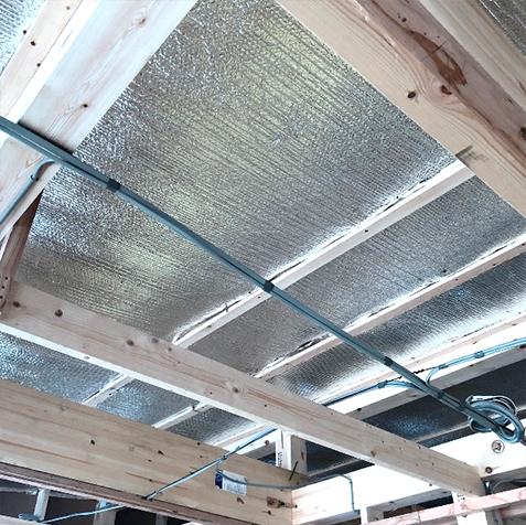 リフレクティックス屋根遮熱